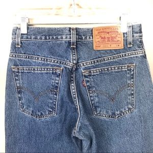 Vintage Levi's 505 high-rise mom jeans 3